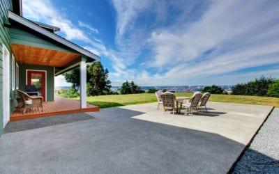 3 Common Summertime Concrete Problems